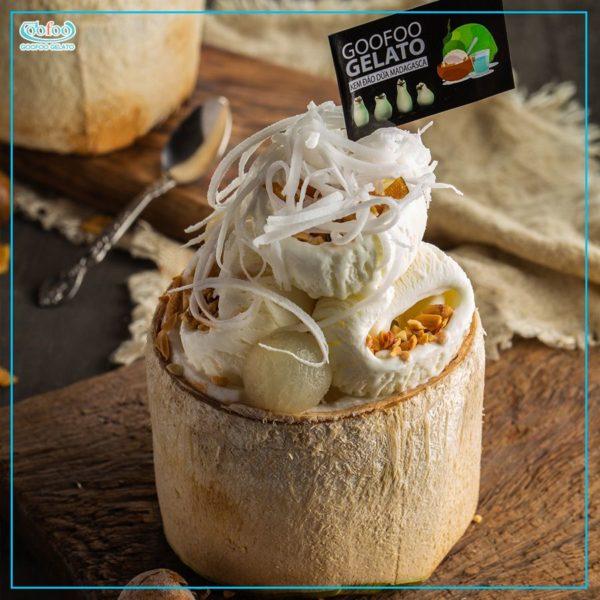 kem dừa đặc sản mang hương vị miền quê