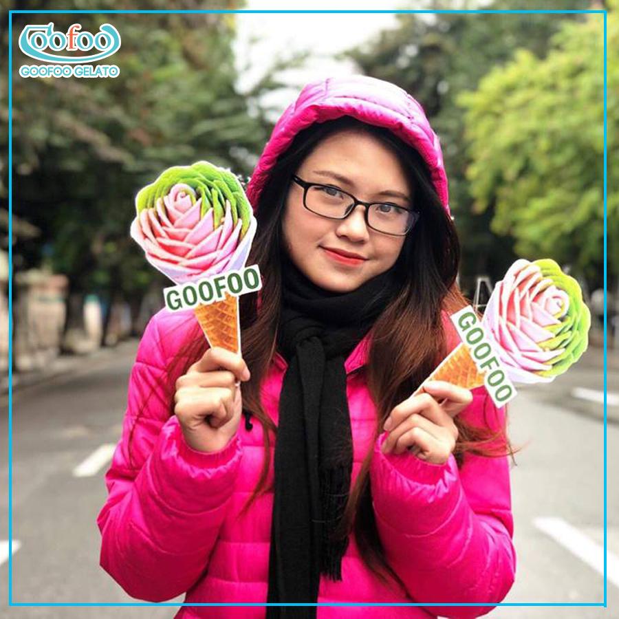 Ăn kem mùa đông – Thu vui đặc biệt của giới trẻ