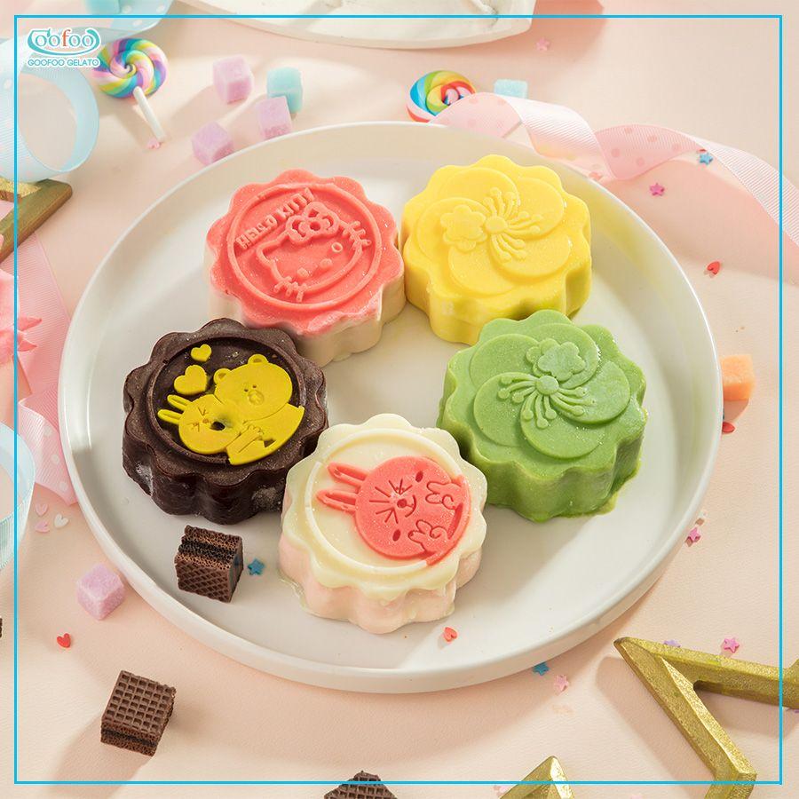 Bánh trung thu kem – Món quà ý nghĩa giành cho con bạn