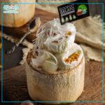 Kem dừa ngon nhất Hà Nội