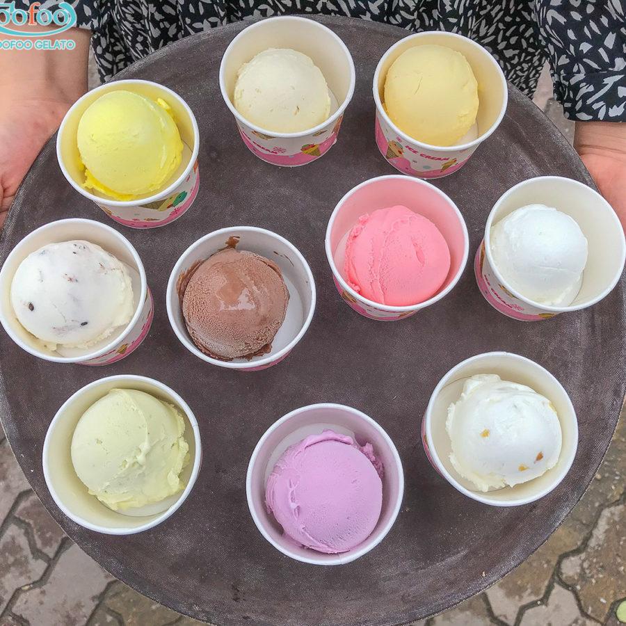 Những lợi ích của việc kinh doanh kem