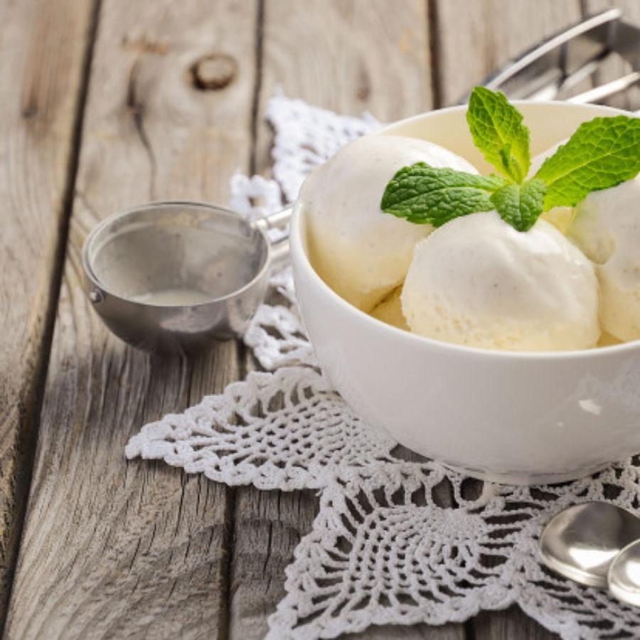Sự khác biệt giữa kem Pháp và kem Ý
