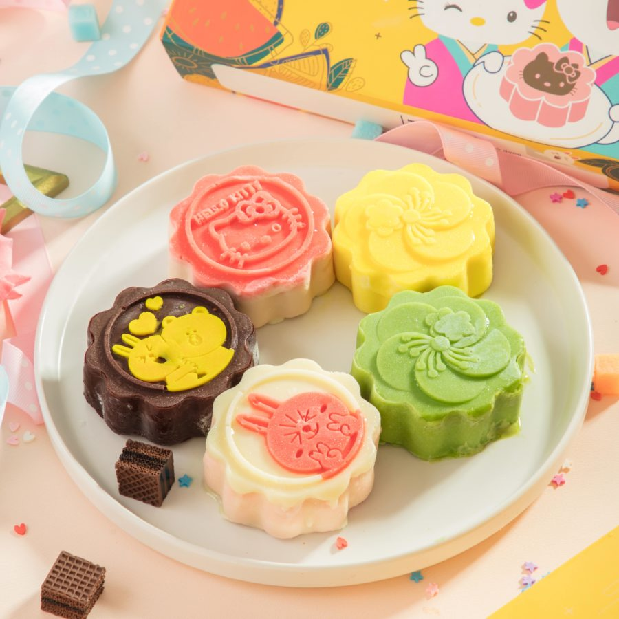 Bánh trung thu kem – siêu phẩm mùa thu