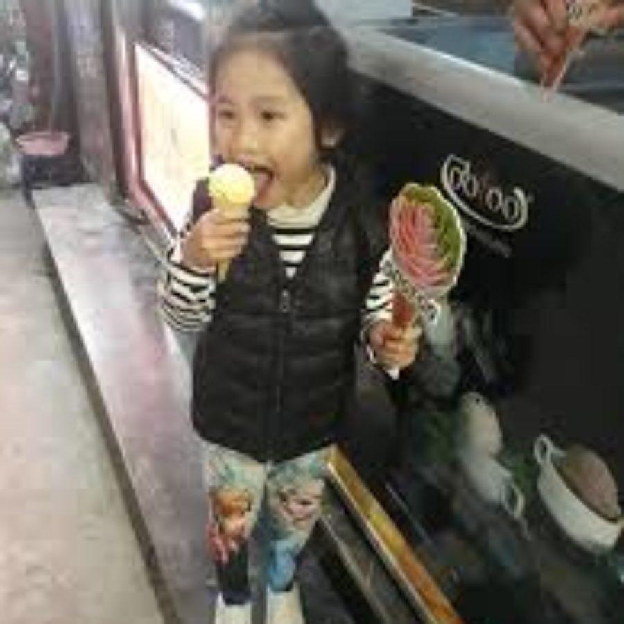 Những điều thú vị khi ăn kem vào mùa đông